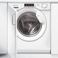 德地氏 de dietrich全集成8kg洗衣机
