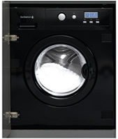 德地氏 de dietrich黑色内置洗衣机