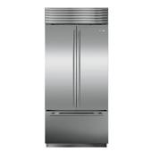 sub-zero冰箱 icbbi-36ufd法式冰箱