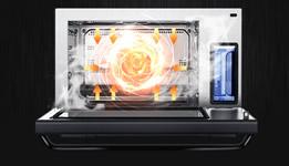 博曼帝克 baumatic烤箱 5d热风系统
