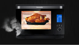 baumatic烤箱 微高压无氧烹饪环境