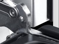 baumatic烤箱 阻尼铰链