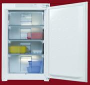 baumatic 内置式冰柜