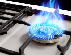 elleci燃气灶 强劲燃烧器