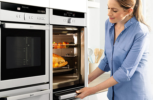 neff 新一代烤箱