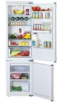 ilve集成冰箱