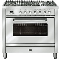 ILVE TITANIUM系列烤箱灶 提供烹饪的灵活性和便利性 精确控制 轻松操作